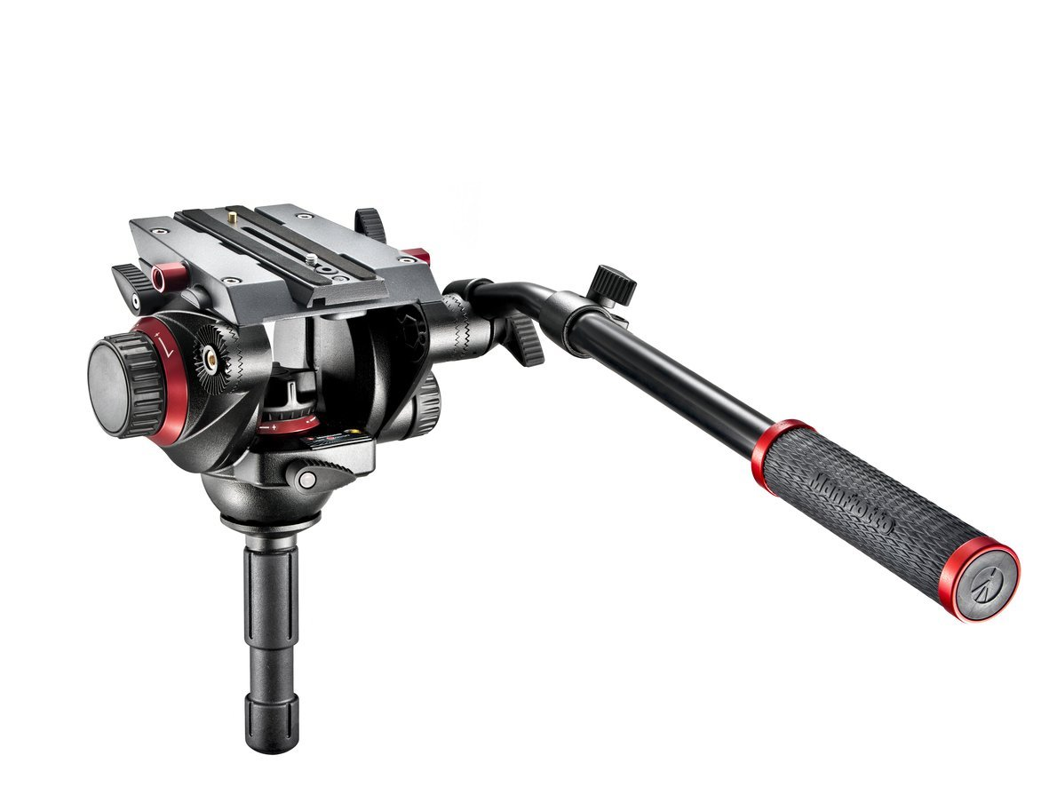 Manfrotto 504HD Lightweight Tripod
