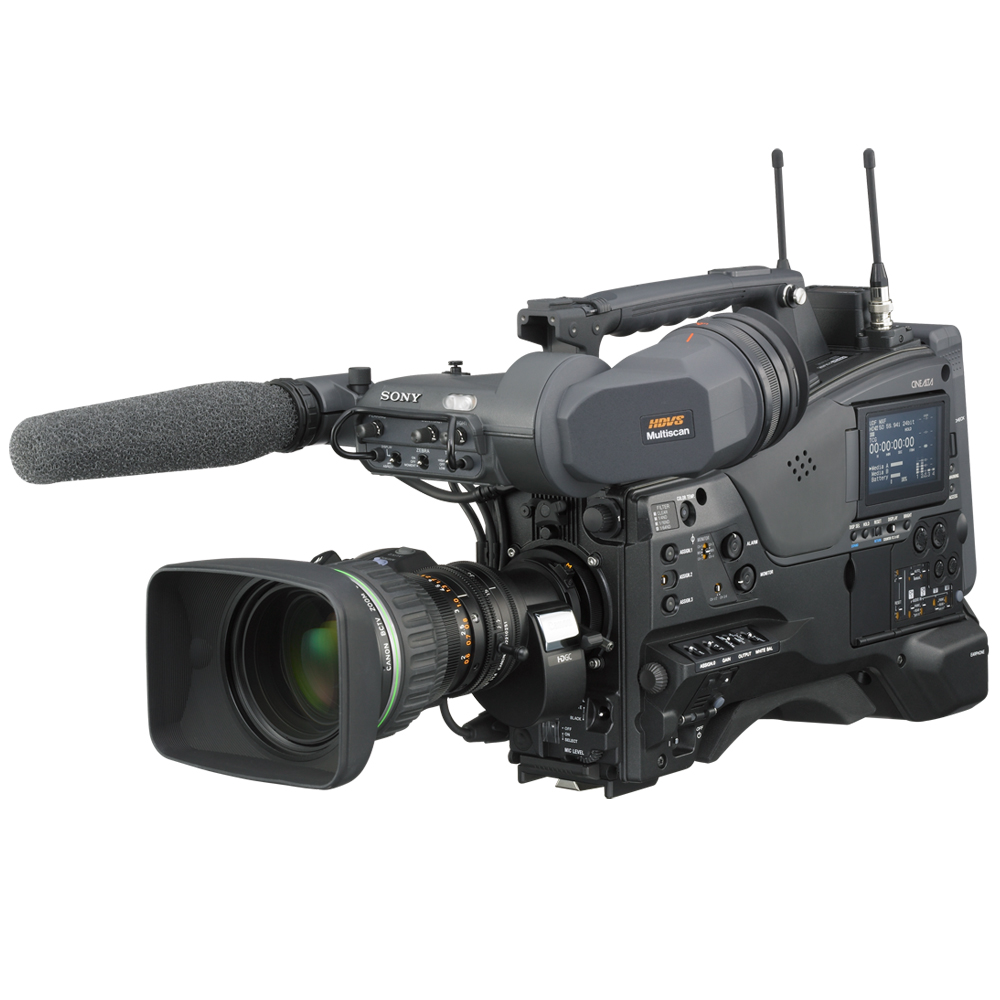 Sony PMW500 Hire