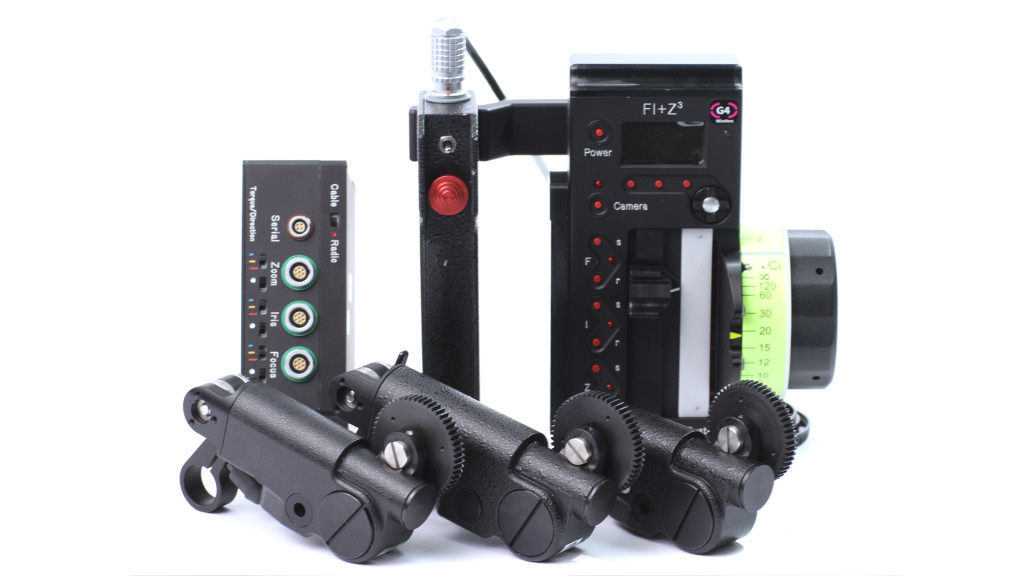 Preston FIZ-3 Wireless 3 Axis Lens Control System