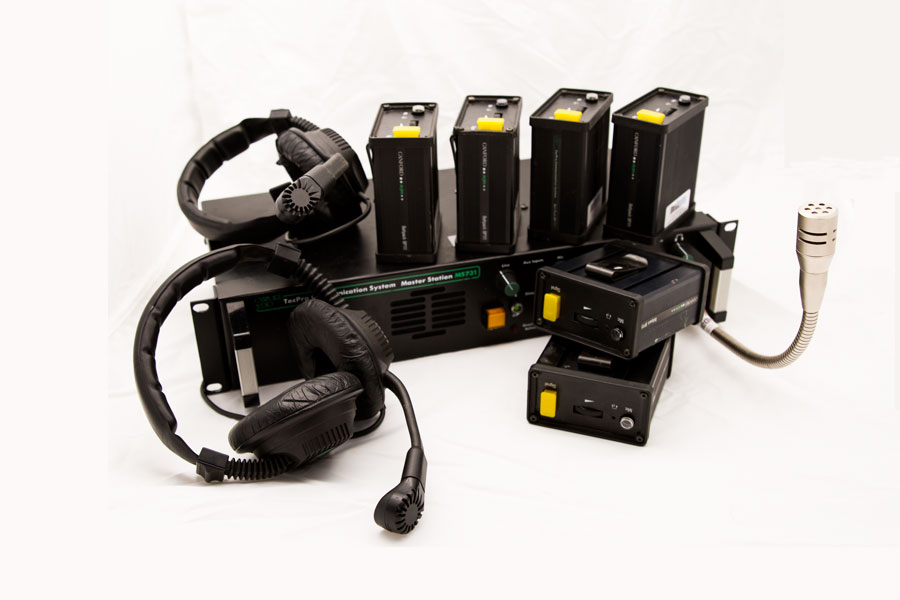 Tec Pro Wired Talkback System